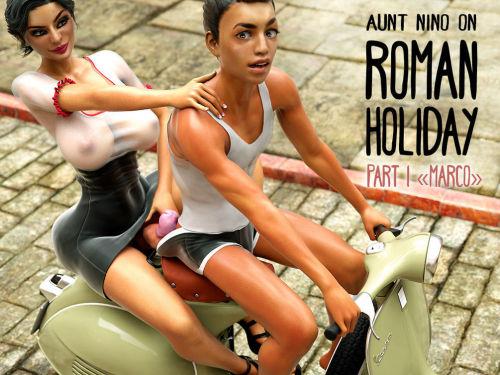 Smerinka - Roman Holiday - part 3