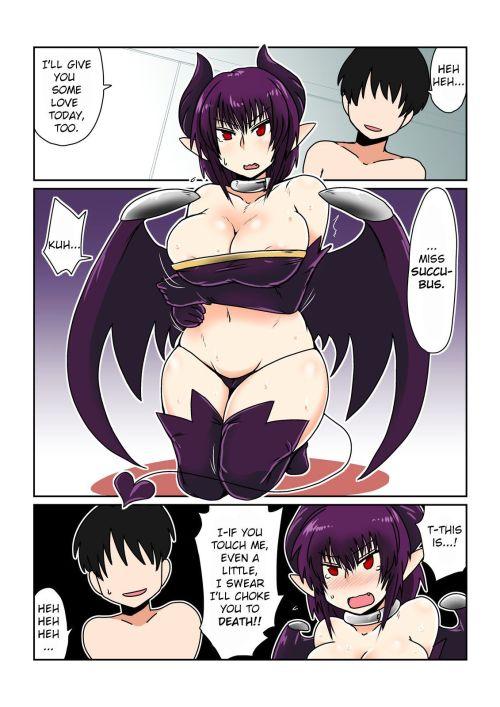 Dorei na Succubus-san. - My Slave, the Succubus.